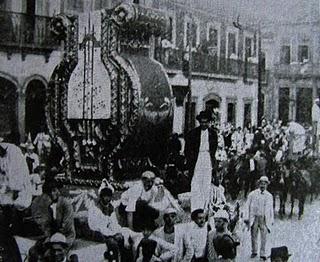 carnava, escola de samba