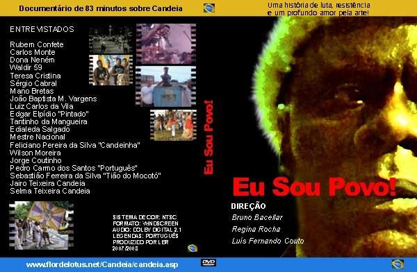 documentário, samba, candeia