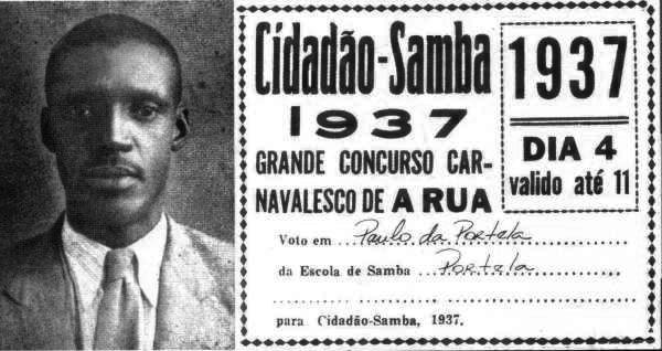 paulo da portela, cidadao samba