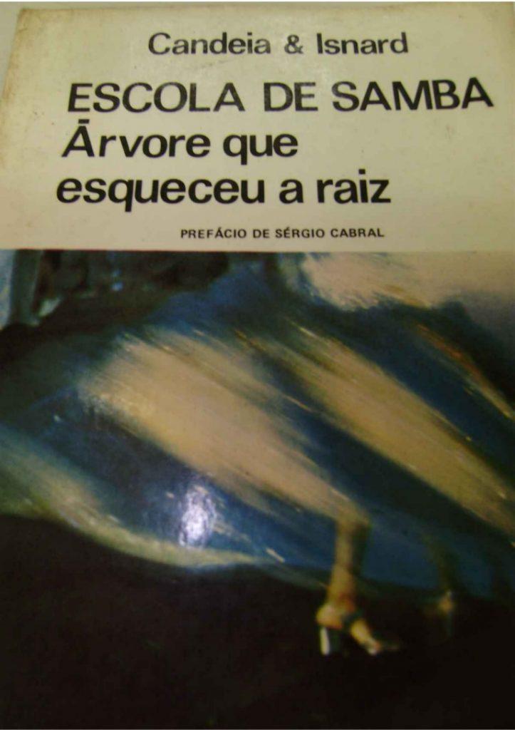 livro candeia e isnard escola de samba arvore que esqueceu a raiz
